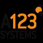 A123 Systems Inc logo