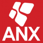 ANX International logo