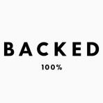 Backed VC logo