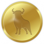 BullCoin Gold logo