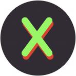 CryptoX logo