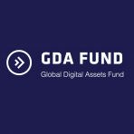 GDA FUND logo