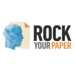 'Rock' Your Paper logo