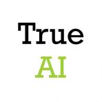 True AI logo