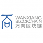 Wanxiang Blockchain logo