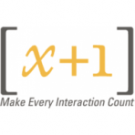 [x+1] Inc logo
