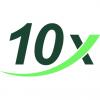 10X Group logo