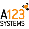 A123 Systems Inc logo